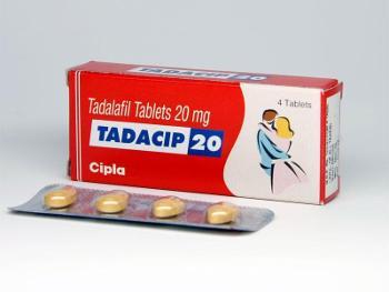 Tadacip (Generic Cialis) 20mg