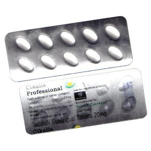 Generic Cialis Professional 20mg